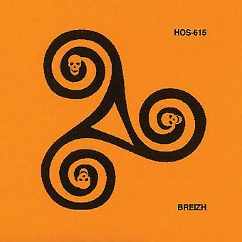 Breizh [CD] USA import
