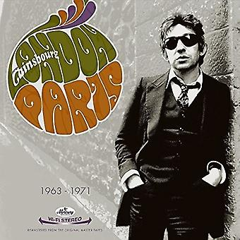 Serge Gainsbourg - Gainsbourg London Paris 1963 - 1971 [CD] USA import