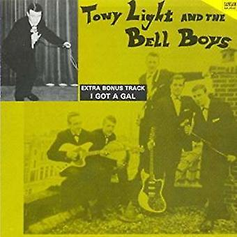 Tony Light & the Bell Boys - Very Best of Tony Light & the Bell Boys [CD] USA import
