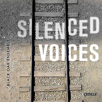 Silenced Voices [CD] USA import