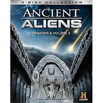 Ancient Aliens Ssn 6 Vol 2 [BLU-RAY] USA importerer