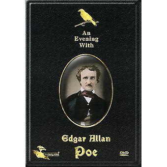 Poe, Edgar Allan - An Evening with Edgar Allan Poe [DVD] USA import