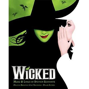 Original Cast Recording - Wicked [Original Broadway Cast Recording] [Deluxe Edition] [CD] USA import