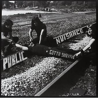 Public Nuisance - Gotta Survive (Rmst) [Vinyl] USA import