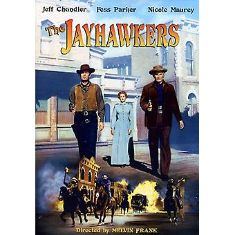Jayhawkers [DVD] USA import