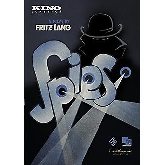 Spies [DVD] USA import