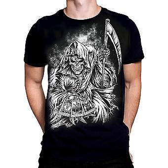 Darkside - tarot reaper - t-shirt