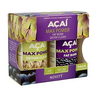 Acai Max Power 120 capsules