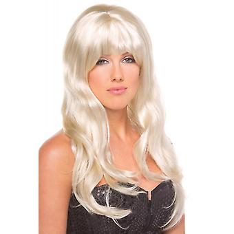 Perruque burlesque - Blonde