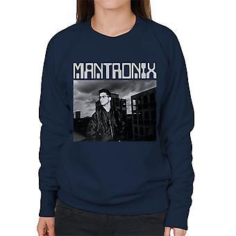 Mantronix DJ Kurtis Shot Women's Sweatshirt