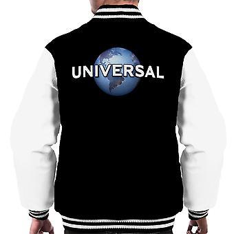 Universeel klassiek logo heren ' s Varsity Jacket