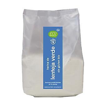 Ekologiczna zielona mąka z soczewicy 500 g