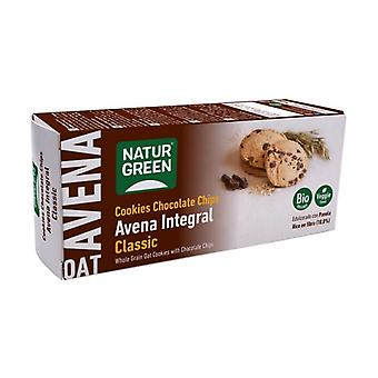 Bio Integral Oat Cookie 140 g