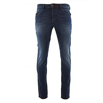 Diesel Tapered Stretch D Bazer Blue Jean 34