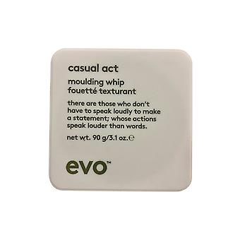 evo Casual Act Moulding Whip 3.1 OZ