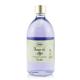 Sabon Shower Oil - Lavender 500ml/17.59oz