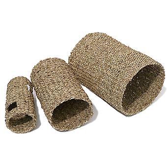Naturals Sea Grass Tunel - Mici