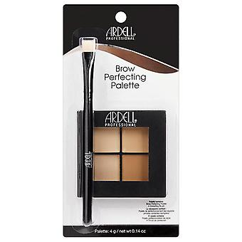 Ardell Professional Brow Perfecting Palette - Smudge Resistant Formula