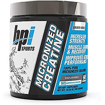 BPI Sports Micronized Creatine Unflavored 300 gr