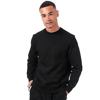 Men's Y-3 Craft Crew Sweatshirt in Black