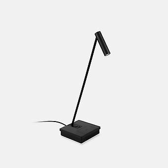 Leds-C4 Elamp - LED Table lamp 1 X LED 2.2W Black 175lm 2700K