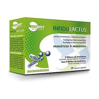 Bifidulactus 30 capsules
