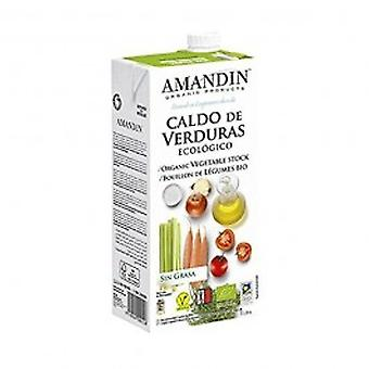 Amandin - Organic Vegetable Stock