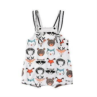 Novorozené děti Zvířata Tvar, Romper Jumpsuit Outfit
