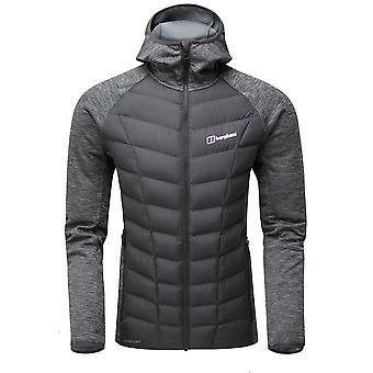 Berghaus Men's Kamloops Hybrid Jacket Dark Grey