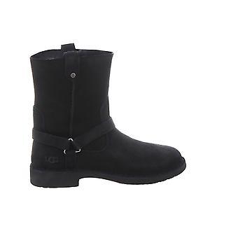 UGG Aveline 1112469BLK universal winter women shoes