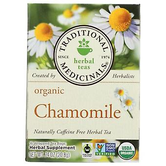 Traditional Medicinals Teas Organic Chamomile Tea, 16 Bags