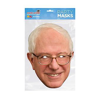 Mask-arade Bernie Sanders Kjendiser Party Ansiktsmaske