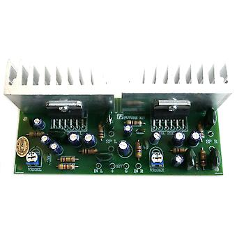 Future Kit 15W Stereo Audio Amplifier DIY Kit