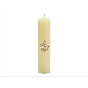 Prices Beeswax Candle 22.5 x 5cm GC090615