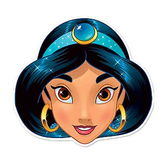 Jasmine Official Disney Princess Child Size 2D Card Party Mask