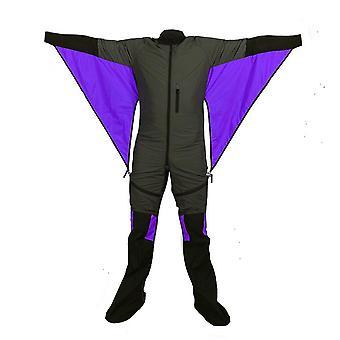 Skydiving camera suit purple cs-01