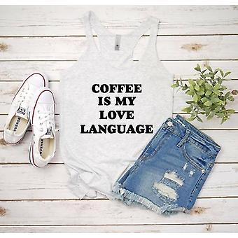 Káva je môj milostný jazyk Shirt