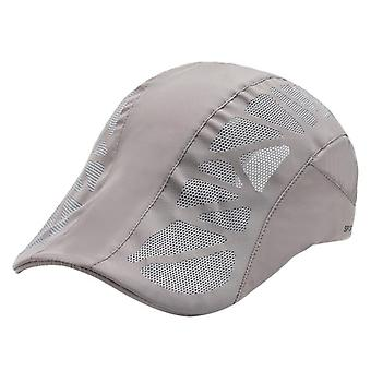 Breathable And Dirt Resisitant Curved Cap For Golf, Tourist Mountaineering,