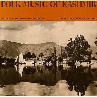 Folk Music of Kashmir - Folk Music of Kashmir [CD] USA import