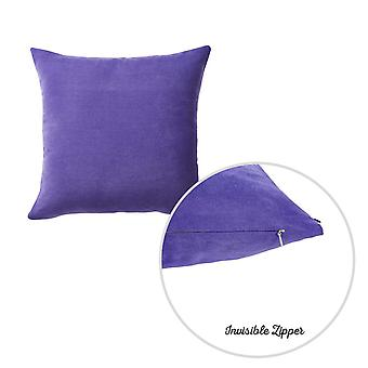 """20""""x20"""" Lilac Honey Decorative Throw Pillow Cover 2 pcs in set"""
