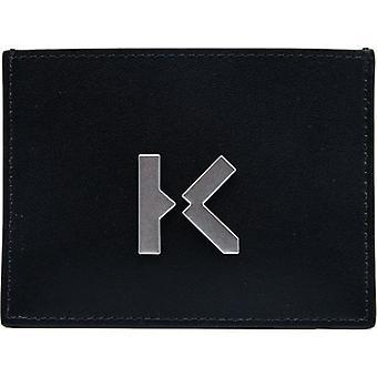 Kenzo K -logo nahkakortin pidike