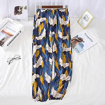 Women Floral Sleep Bottoms