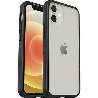 Otterbox React Back cover Apple iPhone 12 mini Black, Transparent