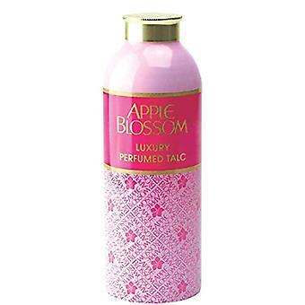 Apple Blossom Perfumed Talc 100g