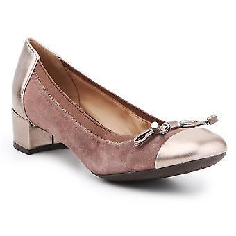 Geox קארי D54V8A0MAKYCA8B5 אוניברסלי כל השנה נעלי נשים