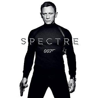 James Bond Spectre Postcard