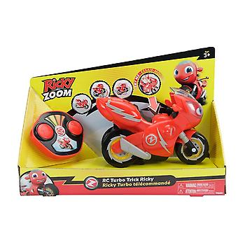 Ricky Zoom RC Turbo Trick Ricky
