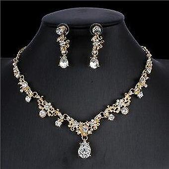 Classic Bridal Jewellery Set