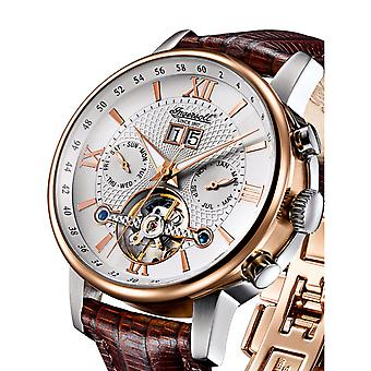 Mens Watch Ingersoll IN6900RWH, Automatic, 42mm, 3ATM