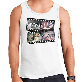 Supercar Film Roll Men's Vest